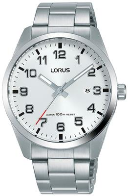 LORUS MENS 40MM 100M'