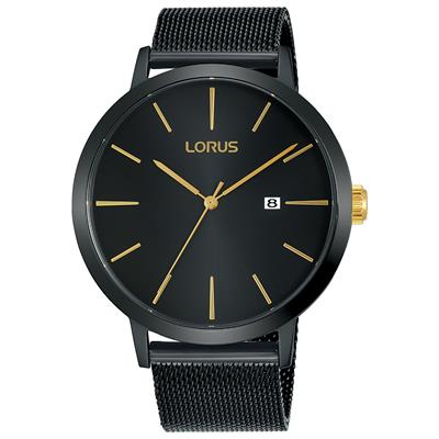 LORUS MENS 43MM 50M