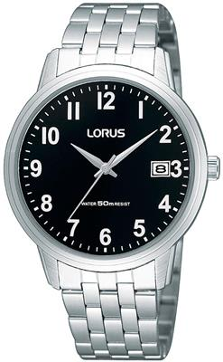 LORUS MENS 38MM 50M