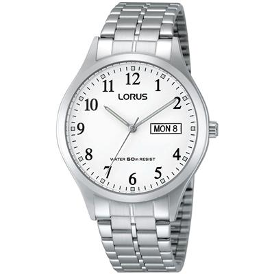 LORUS MENS 37MM 50M