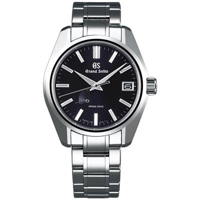 GRAND SEIKO 40MM 100M SAFIR SPRING DRIVE