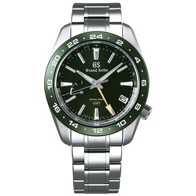 GRAND SEIKO SPRING DRIVE GMT 41MM 200M'