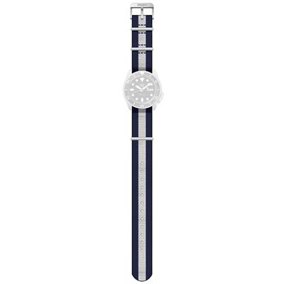SEIKO 5 SPORTS STRAP NAVY/WHITE/NAVY