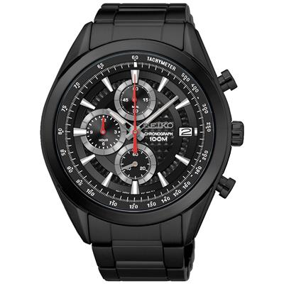 SEIKO MENS 45MM 100M XL CHRONOGRAPH'