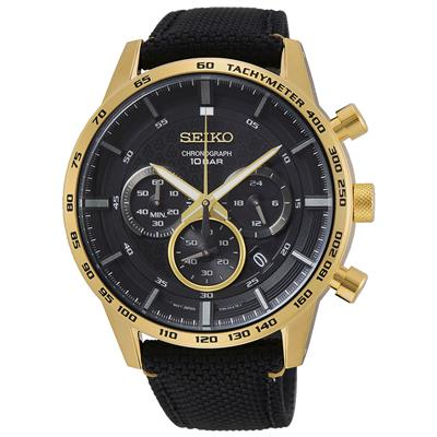 SEIKO MENS 45MM 100M CHRONOGRAPH 50TH ANNIV.SPECIA